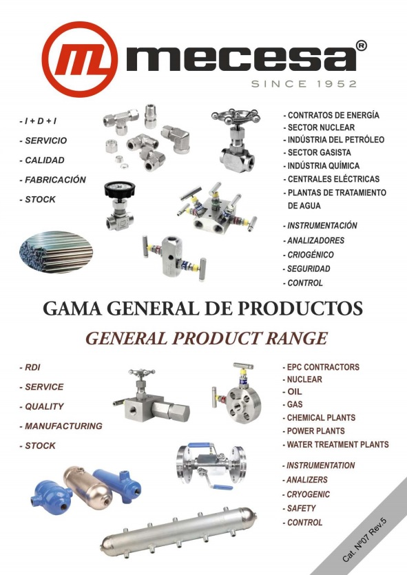 Download general product range
