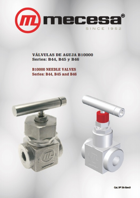Forged needle valves B10000®