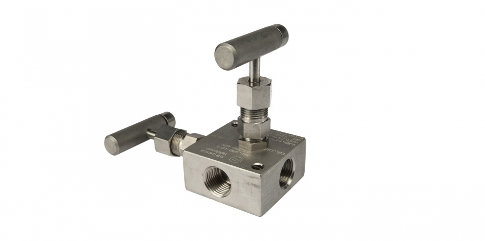 1 way 2 valves, threaded connections (Ref. MB0-12)