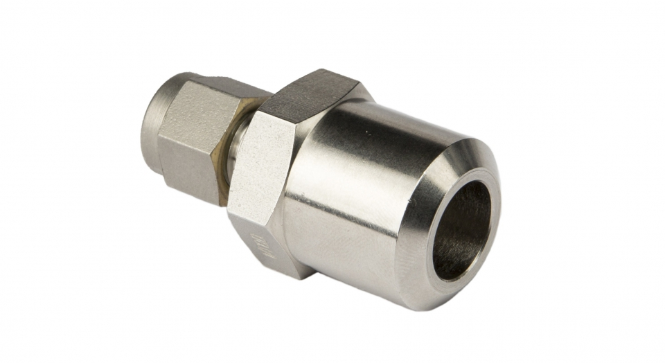 KBE - MALE PIPE WELD CONNECTOR