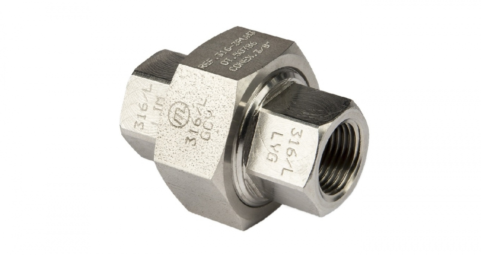 PUH - UNION BALL JOINT (NPT x NPT)