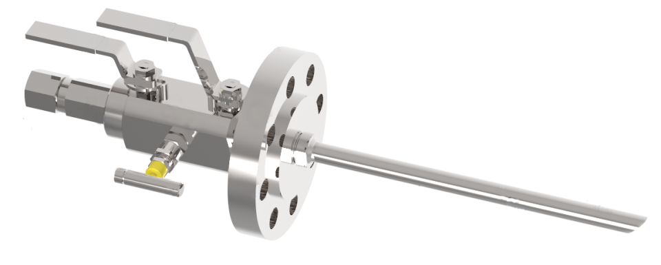 INJECTION / SAMPLING VALVES (DBB & SBB)