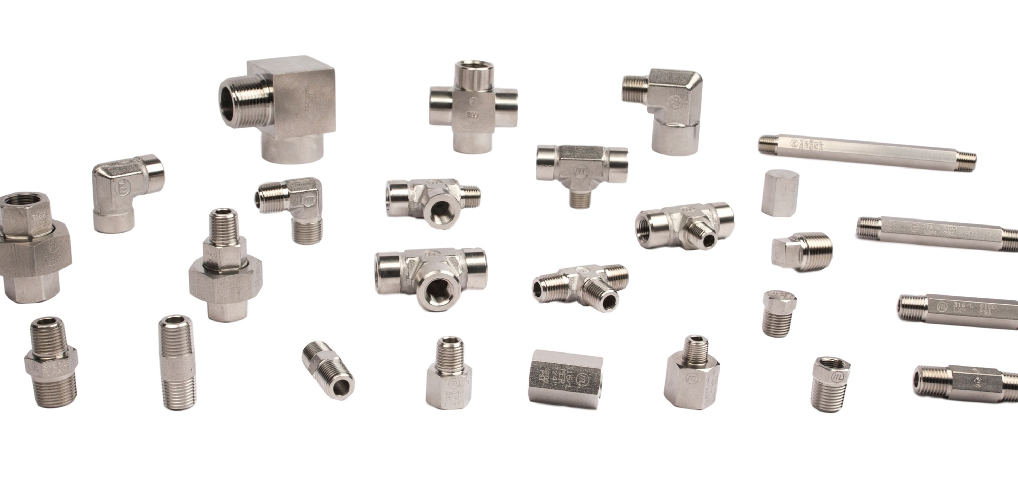 WIDE RANGE OF PRODUCTS AND STOCK
